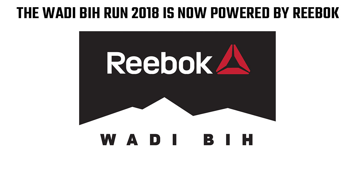 REGISTRATION NOW OPEN FOR THE 26TH ANNUAL REEBOK WADI BIH RUN