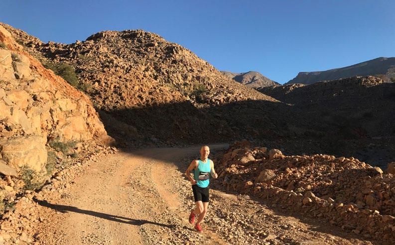 72 km winner jeremy curan flying by