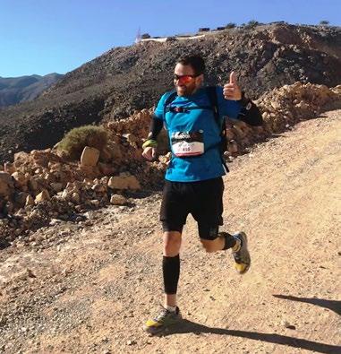 Cristobal Lopez blasting down the mountain