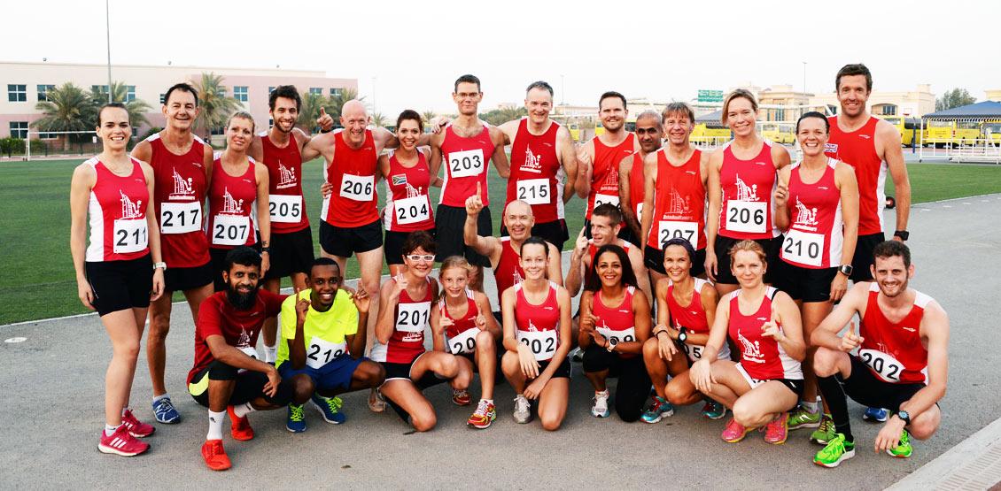 Wadi Bih Run - Desert Road Runners (DRR)