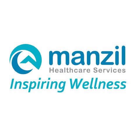 Manzil Logo